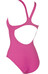 arena Solid Swim Pro badpak roze
